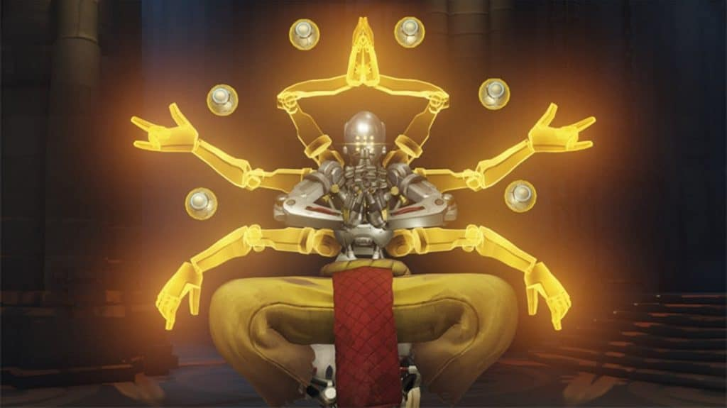 zenyatta best heroes to climb overwatch